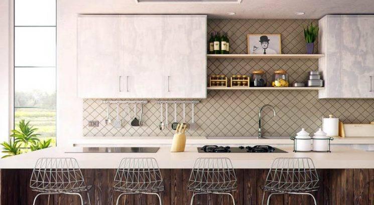 Čiščenje kuhinje: Petkrat po pet minut