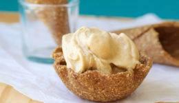 Presno in slastno: Zdravi korneti in skodelice za sladoled