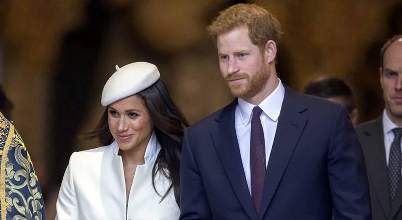 TOLIKO bo stala poroka princa Harryja in Meghan Markle!