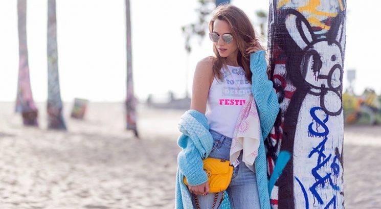 Stilski triki, ki so doma v sončnem Los Angelesu