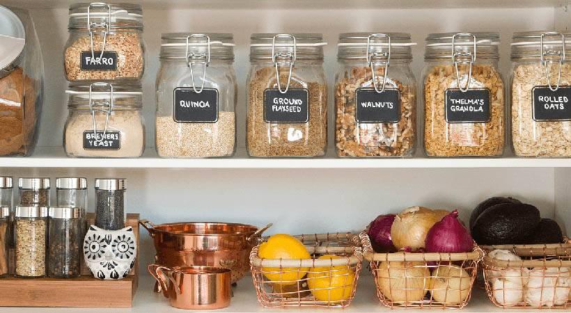 Zdrava in okusna živila, ki jih imajo dietetiki vedno na zalogi