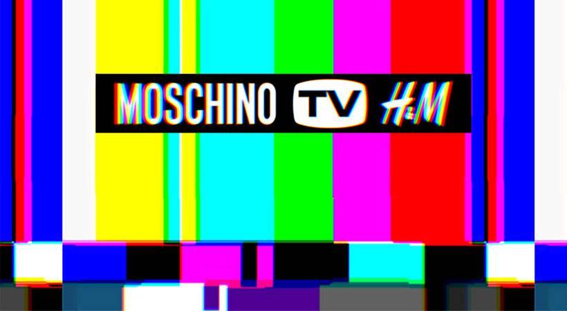 Novo modno sodelovanje: H&M x Moschino