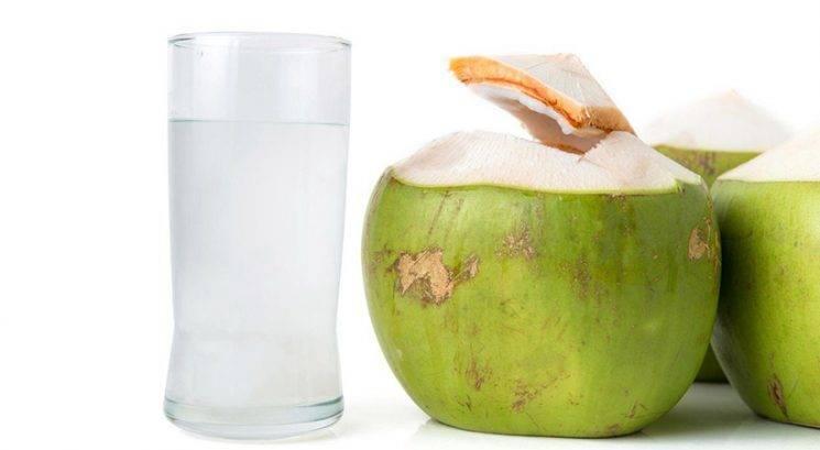 Kokosova voda: Tako vpliva na trebušno maščobo in krvni sladkor