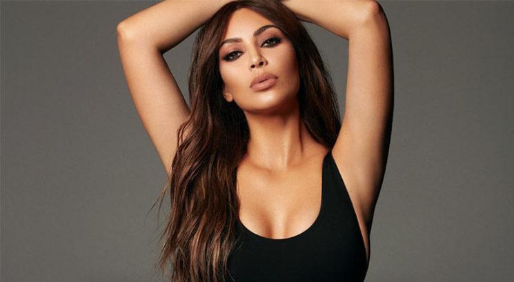 Kim Kardashian odstrigla svoje dolge rjave lase!