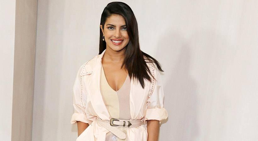 3 lepotne sestavine, na katere prisega naravna lepotica Priyanka Chopra
