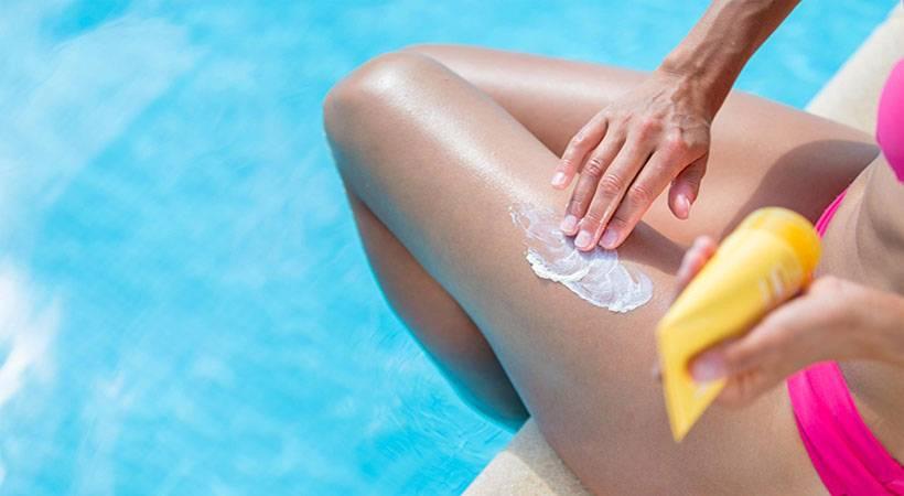 Kaj dejansko pomeni številka zaščitnega faktorja na sončni kremi