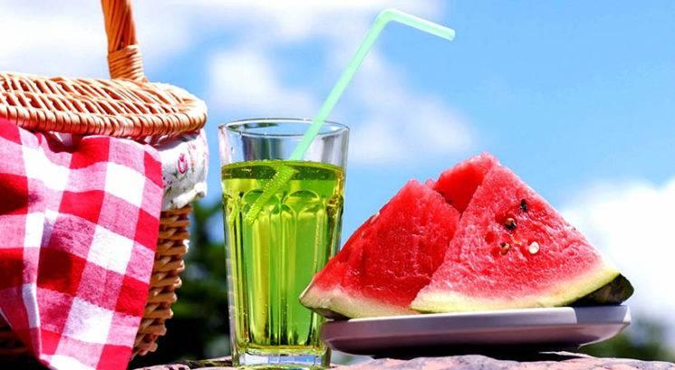 Kakšno hrano jesti v poletnem času