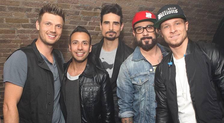VIDEO: Backstreet Boysi so nazaj! Poslušaj njihov najnovejši hit