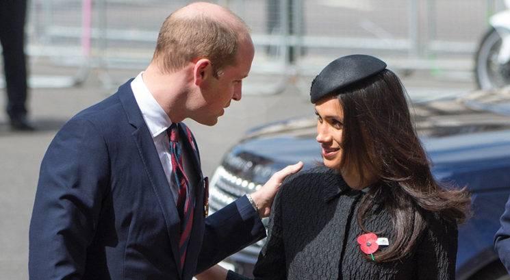 Bo Meghan Markle jutri do oltarja pospremil princ William?