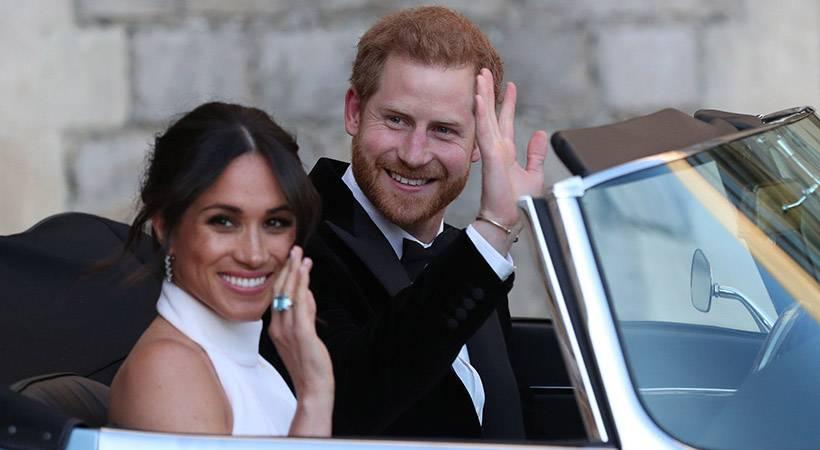 TAKO kraljevsko je izgledala poročna torta princa Harryja in Meghan Markle!