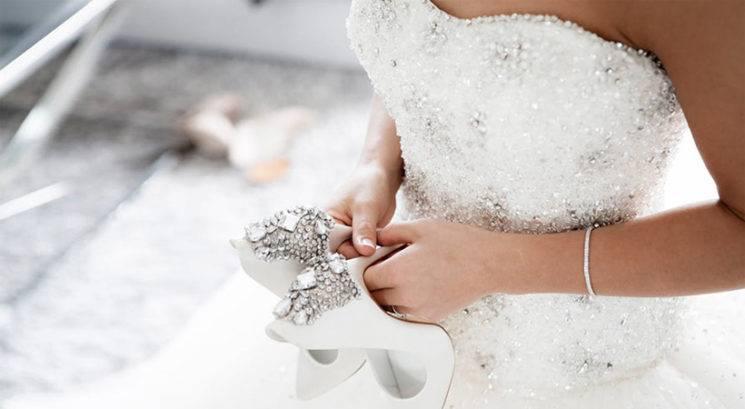 6 stvari, ki jih mora narediti vsaka nevesta, preden obleče poročno obleko