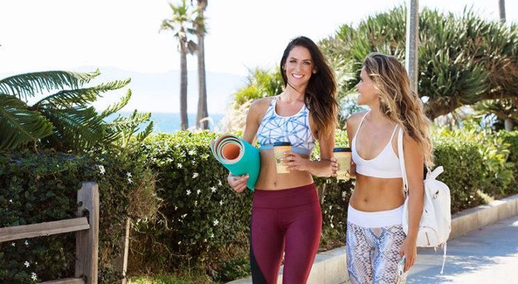 5 zdravih nasvetov, na katere prisegajo fitnes blogerke