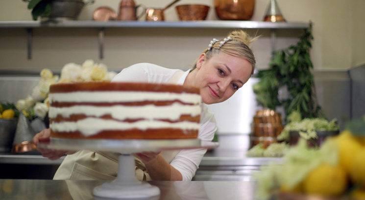 Razkrit recept za poročno torto Meghan Markle in princa Harryja