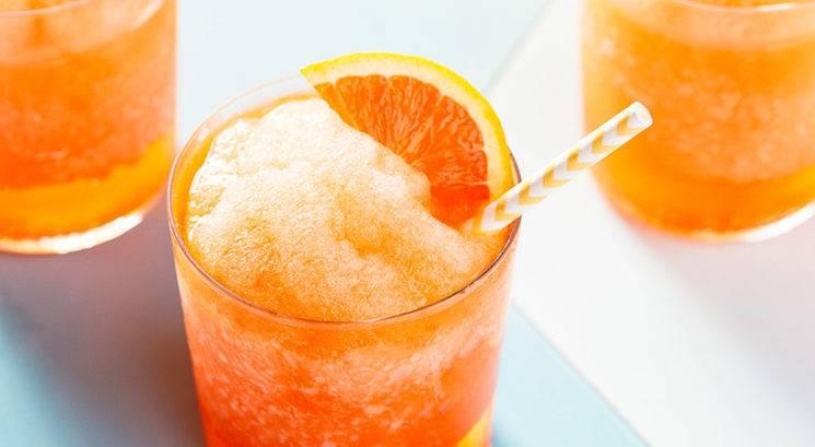 Poletni okusi: Zamrznjen Aperol Spritz