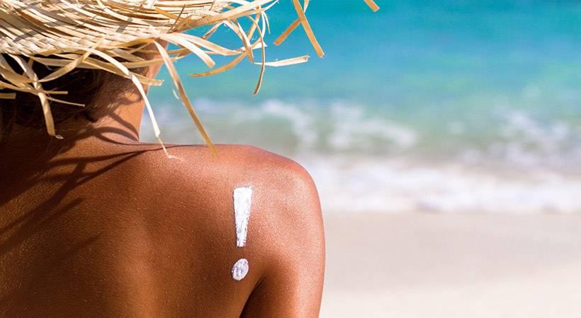 Kaj narediti, ko se začne opečena koža luščiti