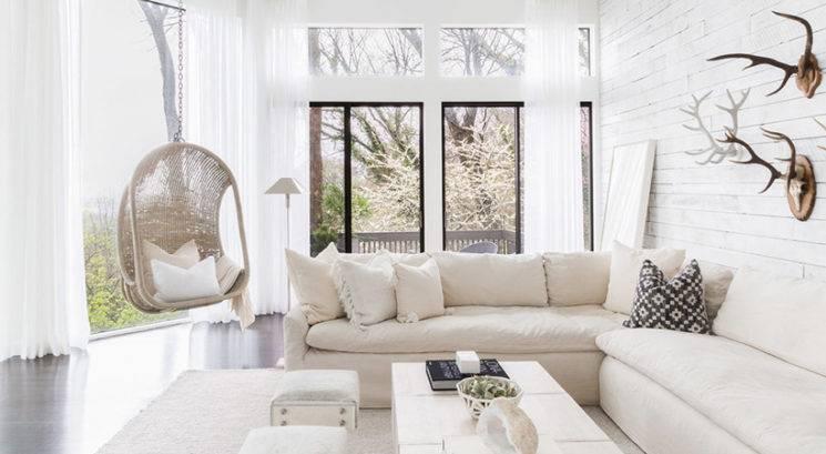 Napaka, ki jo večina naredi pri opremljanju doma, optično zmanjša prostor
