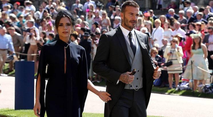 Se David in Victoria Beckham ločujeta?