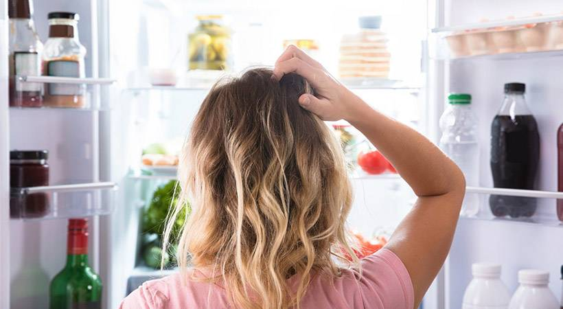 8 živil, ki jih nikoli ne shranjuj v hladilniku