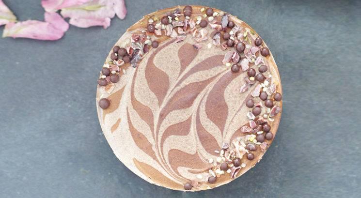 Slastni recept: Čokoladna torta iz črnega fižola