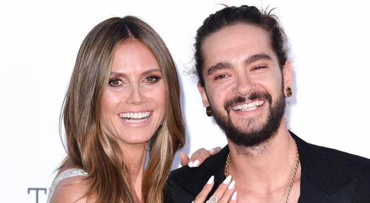 Heidi Klum zaročena s 17 let mlajšim fantom Tomom Kaulitzom!