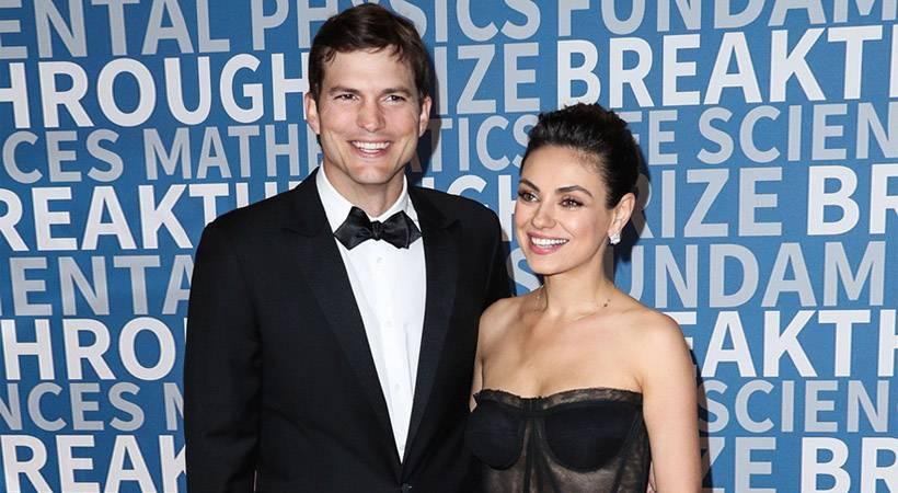 Mila Kunis noče nikoli več igrati s svojim možem Ashtonom Kutcherjem!