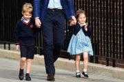 Zakaj princesa Charlotte vedno nosi le oblekice
