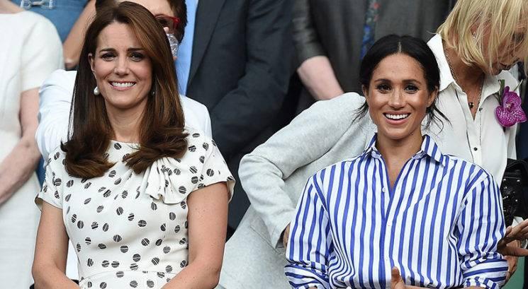 Kate Middleton in Meghan Markle ne boš nikoli videla v TEJ barvi oblačil