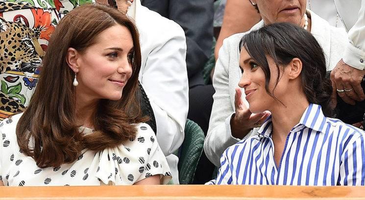 Poglej, česa Meghan Markle in Kate Middleton ne smeta nositi pred 18. uro