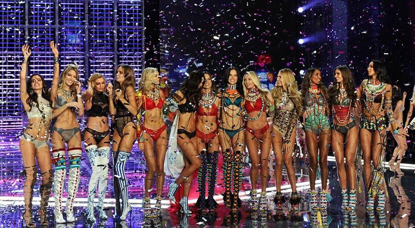 Manekenke, ki bodo nastopile na letošnjem Victoria's Secret modnem šovu so…