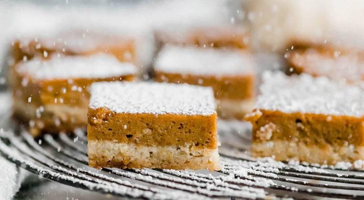 Jesenski okusi: Zdrava bučna pita malo drugače