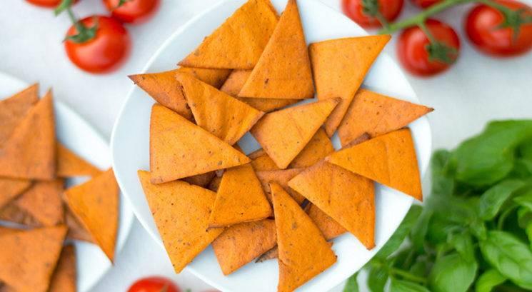 Brezglutenski recept: Krekerji iz rdeče leče