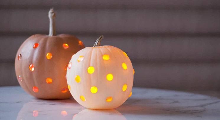 Halloween: Bučne lanterne
