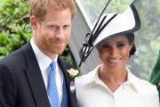 Razkrito, kako sta Meghan & Harry novico o nosečnosti sporočila kraljevi družini