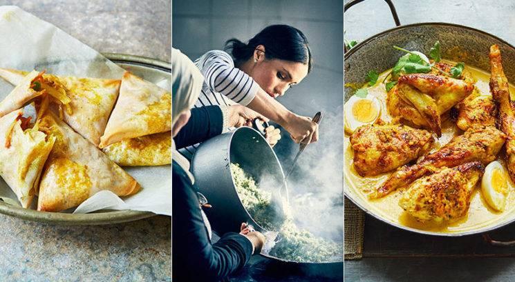 4 kuharske skrivnosti, ki smo se jih naučili iz kuharske knjige Meghan Markle