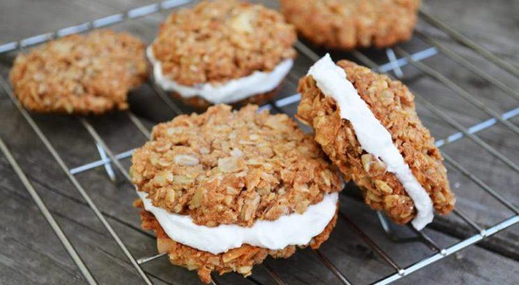 Zdravo in slastno: Beljakovinski kokosovi piškoti