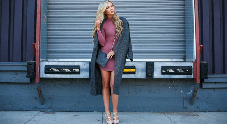 Blogerka tedna: Stephanie Danielle – The City Blonde