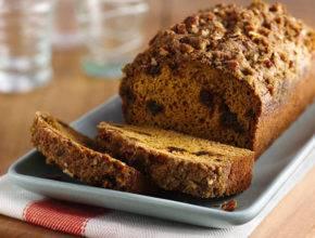 Zdravo in slastno: Bučni kruh