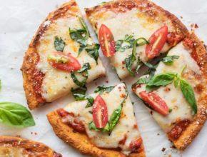 Brezglutenski recept: Testo za pizzo iz sladkega krompirja