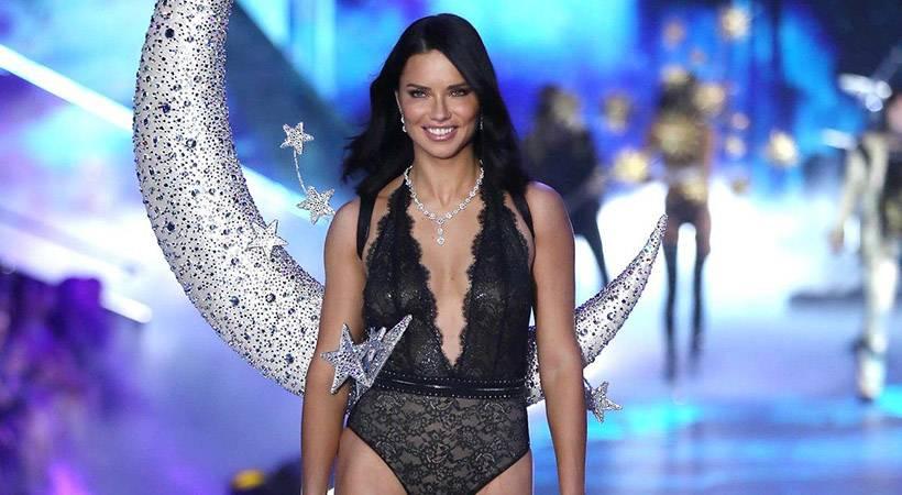 Victoria's Secret 2018: Ganljivo slovo Adriane Lime
