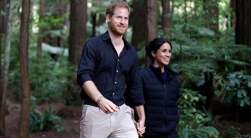 Princ Harry razkril svojo navado, ki Meghan Markle spravlja ob živce