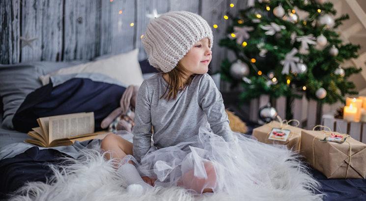 Kaj vse lahko počneš z otroci v času prazničnega decembra