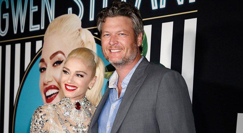 Ali Gwen Stefani in Blake Shelton pričakujeta prvega otroka?