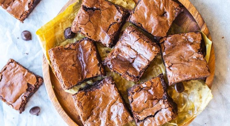 Brezglutenski recept: Veganski browniji iz čičerike