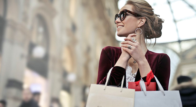 TO je neizpodbiten dokaz, da je nakupovanje dejansko dobro zate!