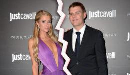 Konec je! Paris Hilton & Chris Zylka sta se razšla in preklicala zaroko