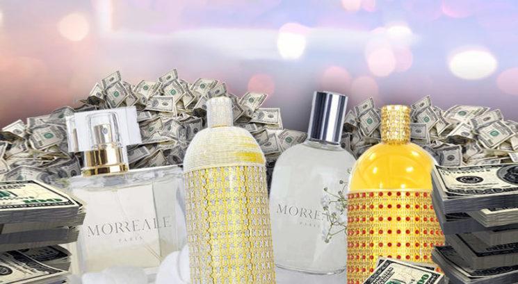 Črni petek za milijonarje: Steklenička parfuma za 20 milijonov dolarjev!