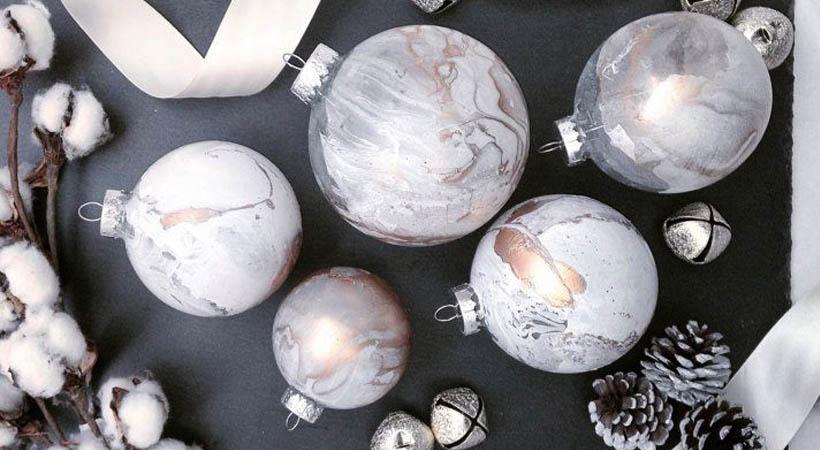 Praznični DIY: Ideje za novoletne okraske
