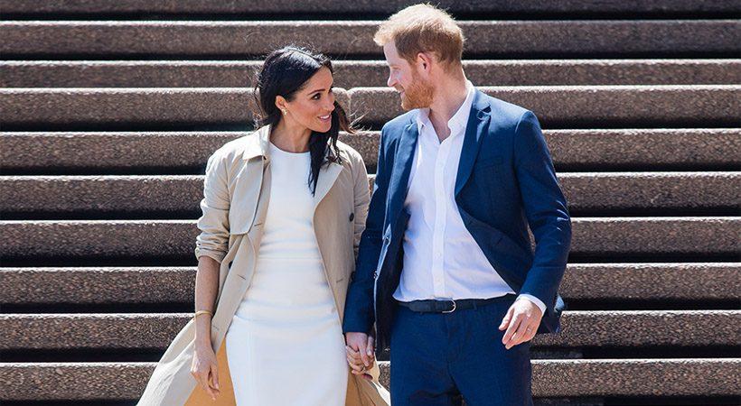 Bo TA zvezdniški par boter prvemu otroku Meghan Markle in princa Harryja?