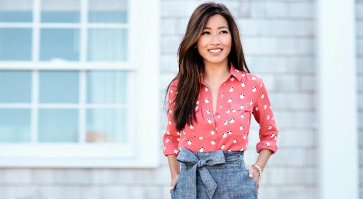 Blogerka tedna: Jean Wang – Extra Petite