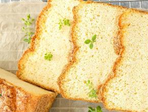 Brezglutenski recept: Nizkohidratni cvetačni kruh
